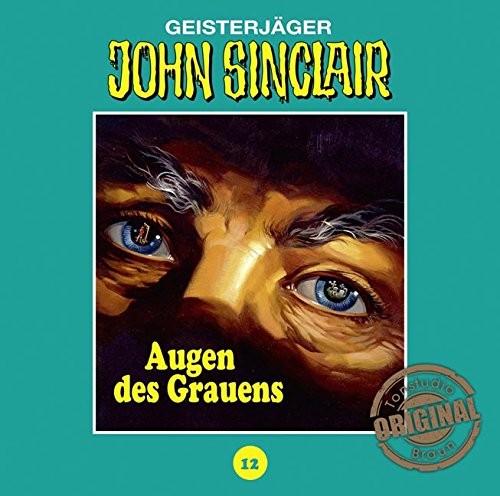 John Sinclair Tonstudio-Braun CD 12: Augen des Grauens