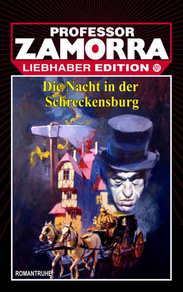 Zamorra Liebhaberedition 101: Die Nacht in der Schreckensburg