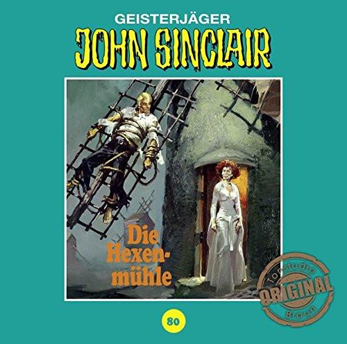John Sinclair Tonstudio-Braun CD 80: Die Hexenmühle (Teil 3/3)