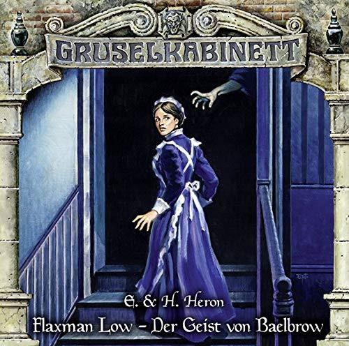 Gruselkabinett CD 155: Flaxman Low - Der Geist von Baelbrow