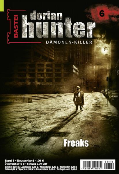 Dorian Hunter 6: Freaks
