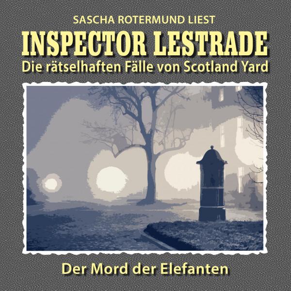 MP3-DOWNLOAD Inspector Lestrade Hörbuch 3: Der Mord der Elefanten