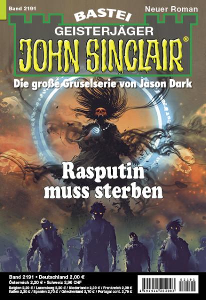 John Sinclair 2191: Rasputin muss sterben (2. Teil)