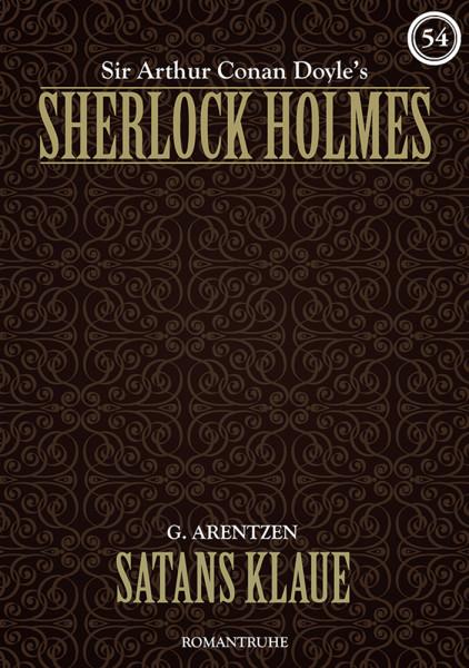 E-Book Sherlock Holmes 54: Satans Klaue