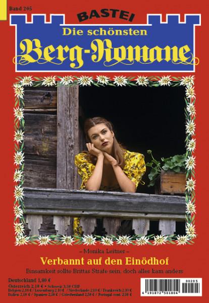 Die schönsten Berg-Romane: Abo - jährliche Zahlung (26 Hefte/Jahr)