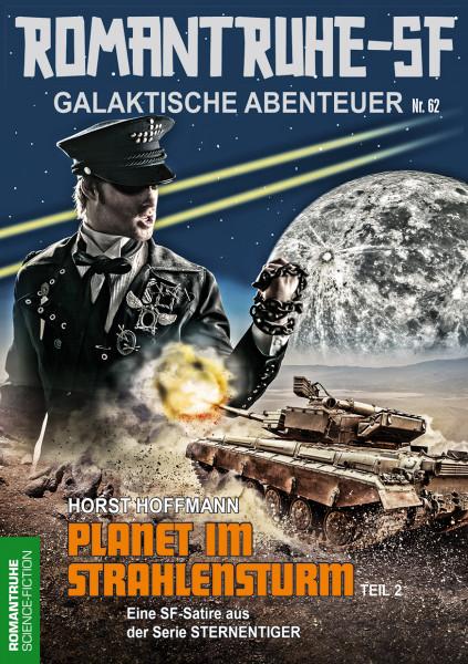 Romantruhe-SF 62: Planet im Strahlensturm 2. Teil