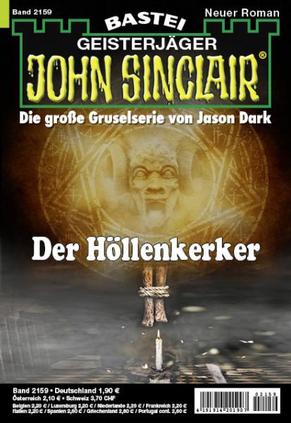 John Sinclair 2159: Der Höllenkerker