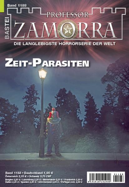 Professor Zamorra 1188: Zeit-Parasiten