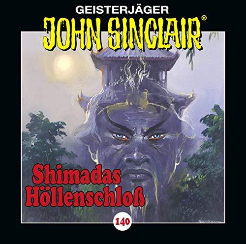 John Sinclair CD 140: Shimadas Höllenschloss (Teil 1 von 2)