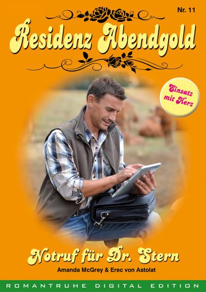 E-Book Residenz Abendgold 11: Notruf für Dr. Stern