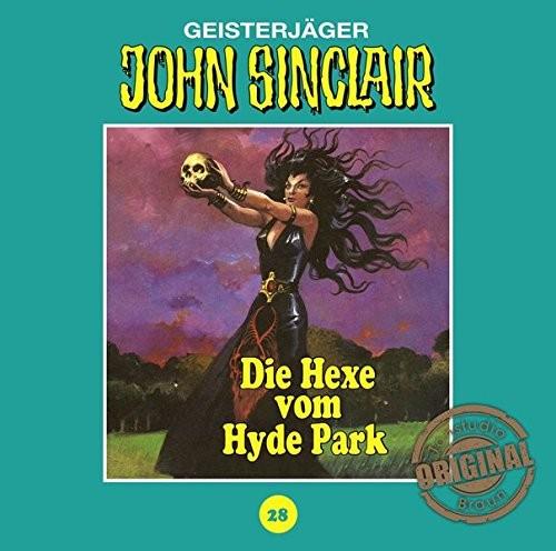John Sinclair Tonstudio-Braun CD 28: Die Hexe vom Hyde Park