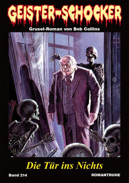 Geister-Schocker 214: Die Tür ins Nichts