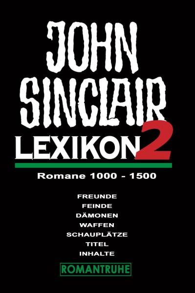 John Sinclair - Lexikon 2