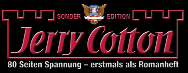 Jerry Cotton Sonderedition Pack 6: Nr. 147, 148, 149