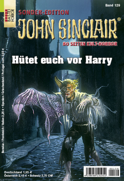 John Sinclair Sonderedition 129: Hütet euch vor Harry