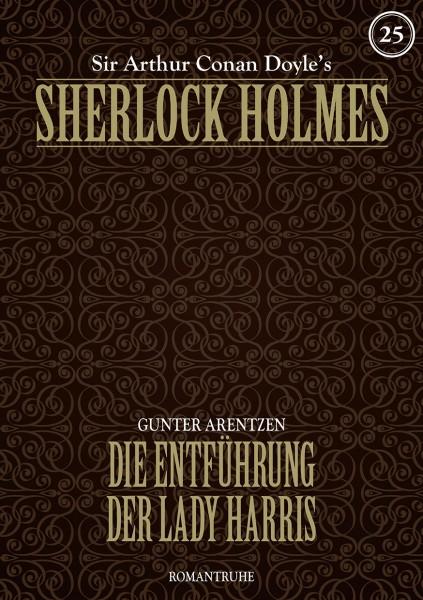 E-Book Sherlock Holmes 25: Die Entführung der Lady Harris