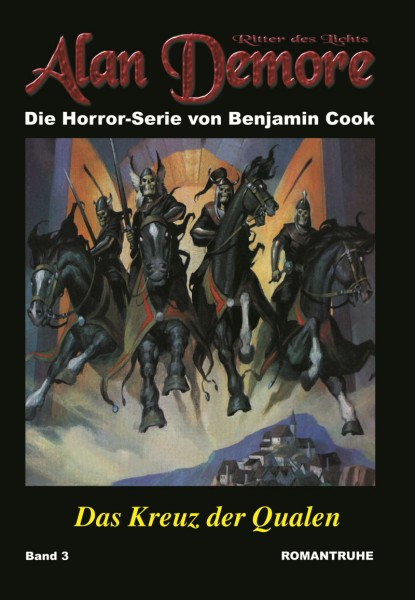 E-Book Alan Demore 03: Das Kreuz der Qualen