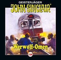 John Sinclair CD 139: Werwolf-Omen