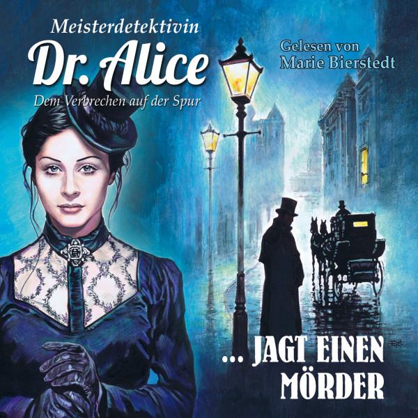 MP3-DOWNLOAD Dr. Alice 01: … jagd einen Mörder