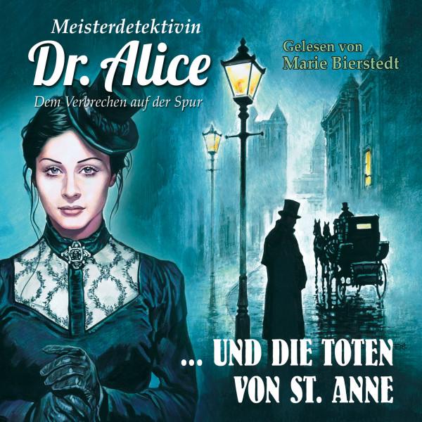 MP3-DOWNLOAD Dr. Alice 09: Die Toten von St. Anne