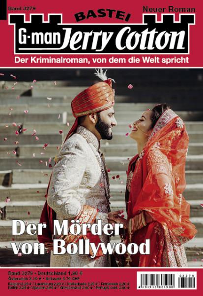 Jerry Cotton 1. Aufl. 3279: Der Mörder von Bollywood