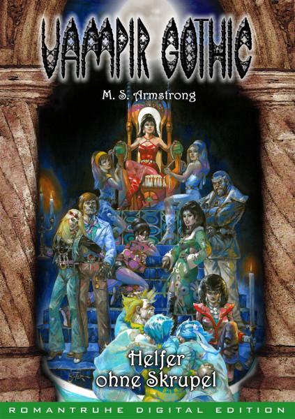 E-Book Vampir Gothic 37: Helfer ohne Skrupel