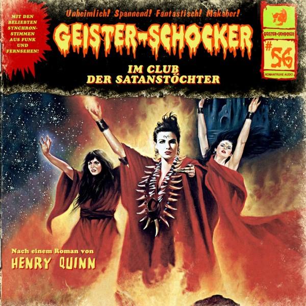 MP3-DOWNLOAD Geister-Schocker 56: Im Club der Satanstöchter
