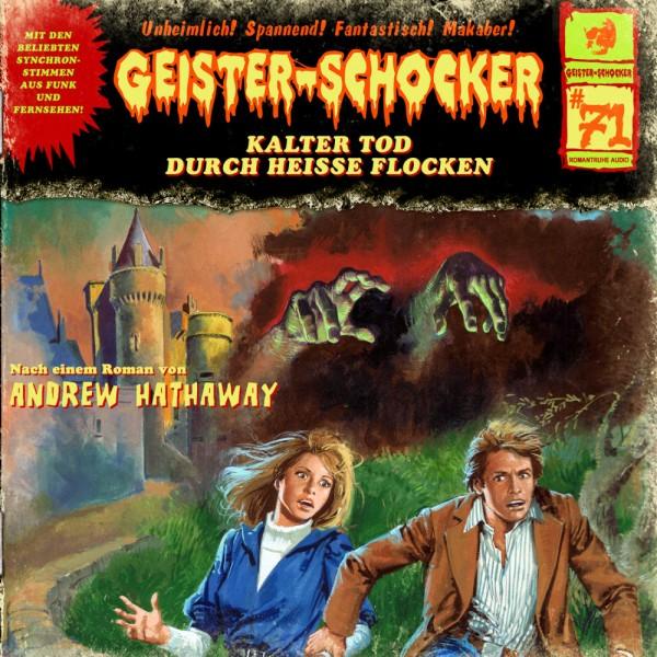 Geister-Schocker CD 71: Kalter Tod durch heiße Flocken