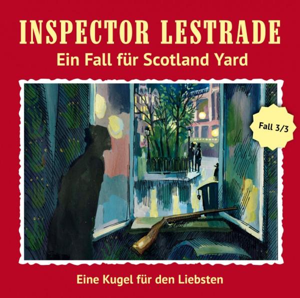 Inspector Lestrade CD 3: Eine Kugel für den Liebsten