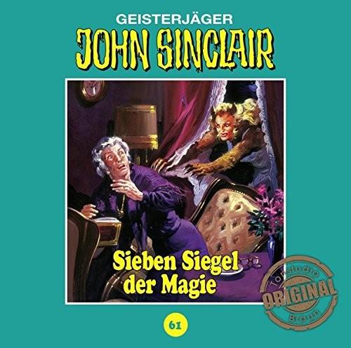 John Sinclair Tonstudio-Braun CD 61: Sieben Siegel der Magie (Teil 1)