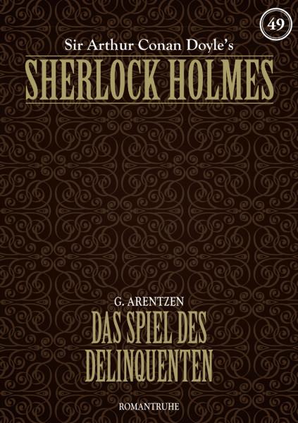E-Book Sherlock Holmes 49: Das Spiel des Delinquenten