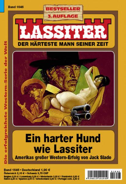 Lassiter 3. Auflage 1646: Ein harter Hund wie Lassiter