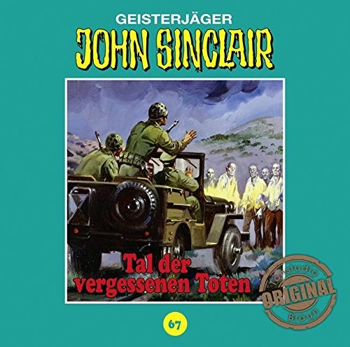 John Sinclair Tonstudio-Braun CD Abo ab Nr. 100
