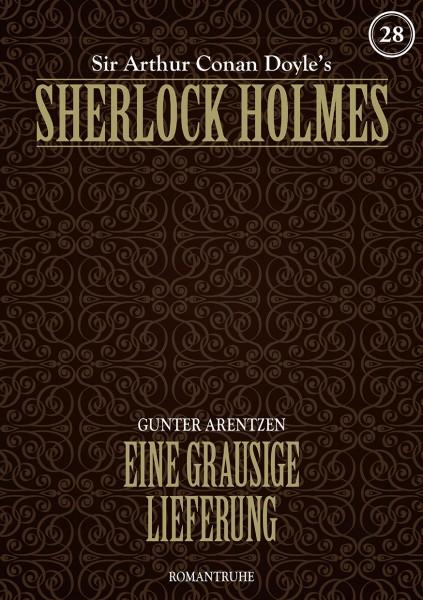 E-Book Sherlock Holmes 28: Eine grausige Lieferung
