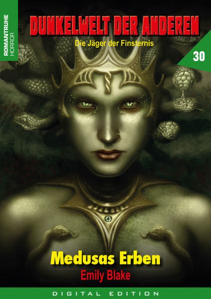 E-Book Dunkelwelt der Anderen 30: Medusas Erben