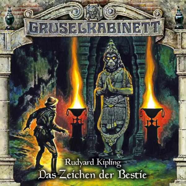 Gruselkabinett CD 142: Das Zeichen der Bestie