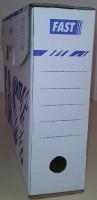 Sammelboxen-Klassik 10 Stück in weiss 8cm
