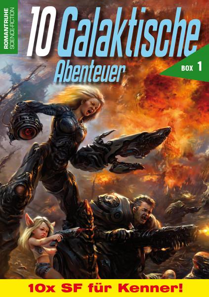 E-Book Galaktische Abenteuer Box 1