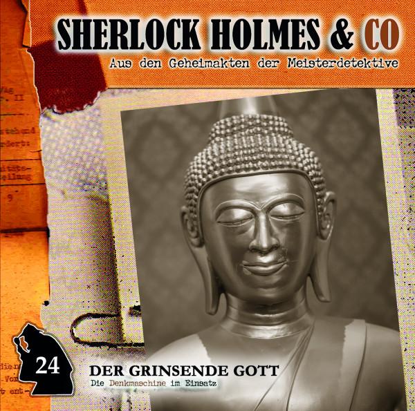 Sherlock Holmes und Co. CD 24: Der grinsende Gott