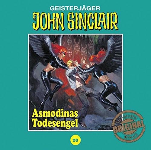 John Sinclair Tonstudio-Braun CD 20: Asmodinas Todesengel