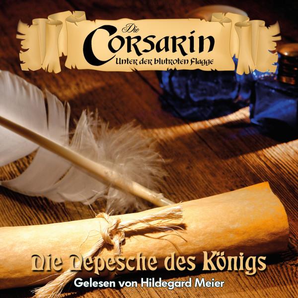 MP3-DOWNLOAD Die Corsarin 2: Die Depesche des Königs