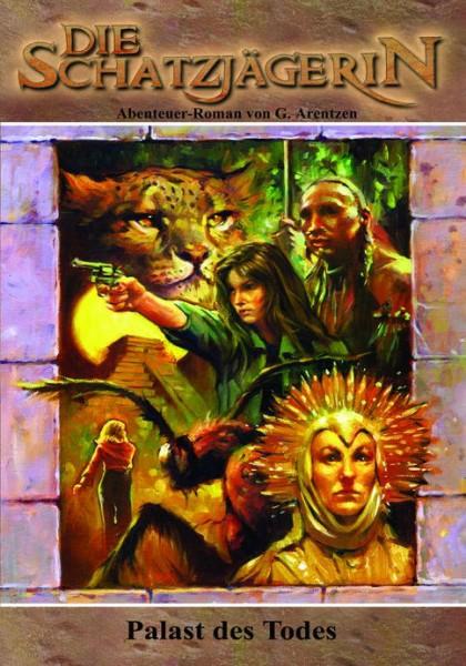 E-Book Die Schatzjägerin 31: Palast des Todes