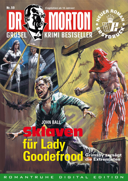 Ebook Dr. Morton 59: Sklaven für Lady Goodefrood