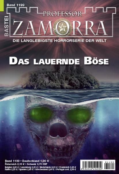 Professor Zamorra 1199: Das lauernde Böse