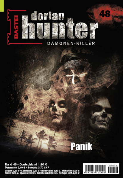 Dorian Hunter 48: Panik