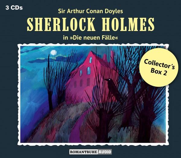 Sherlock Holmes-Neue Fälle Collectors Box 2: mit den Folgen 4-6