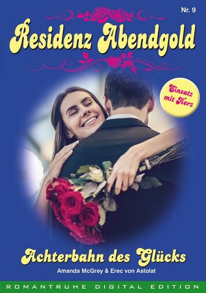 E-Book Residenz Abendgold 9: Achterbahn des Glücks