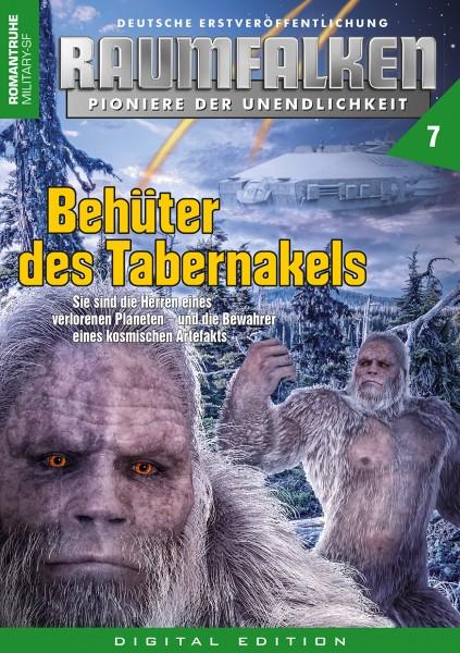 E-Book Raumfalken 07: Behüter des Tabernakels