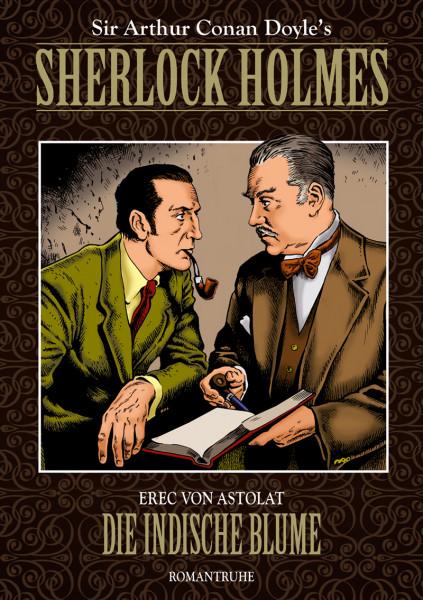 Sherlock Holmes - Die Neuen Fälle - Buch 13: Die indische Blume