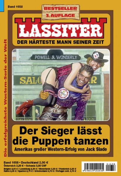 Lassiter 3. Auflage 1658: Der Sieger lässt die Puppen tanzen